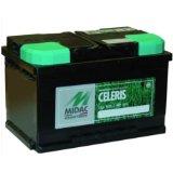 Midac Celeris Autobatterie 44Ah