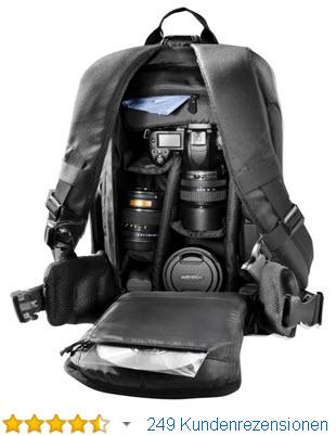 Mantona-SLR-Rucksack Fotorucksack