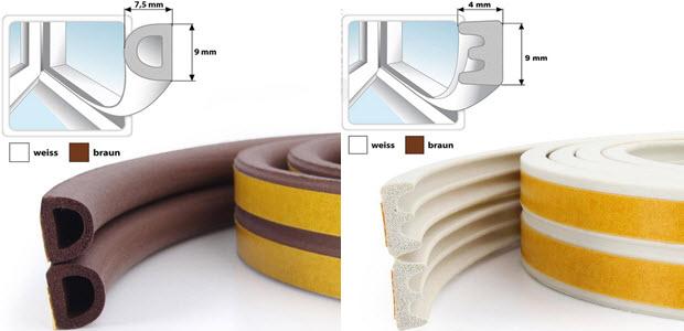 fenster richtig abdichten zugluft stoppen heizkosten sparen. Black Bedroom Furniture Sets. Home Design Ideas