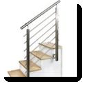 rutschige treppenstufen außen
