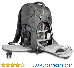 Mantona Rhodolit SLR-Kamerarucksack